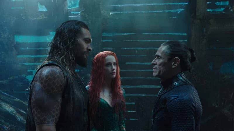 Box Office USA: Aquaman supera Justice League