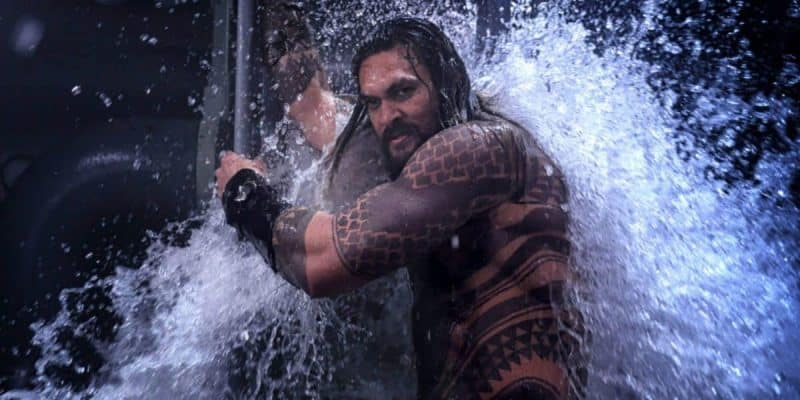 Aquaman conquista il Box Office USA