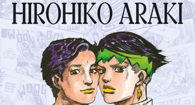 """Il manga secondo Hirohiko Araki"", una guida creata dal famoso mangaka"