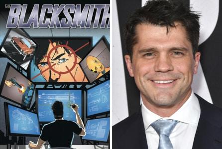 """NBC e Jeff Wadlow portano sul piccolo schermo graphic novel """"Blacksmith"""""""