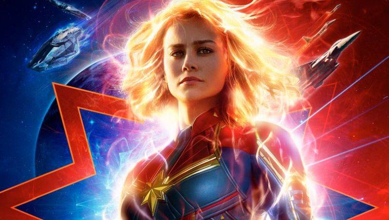 Il nuovo trailer di Captain Marvel