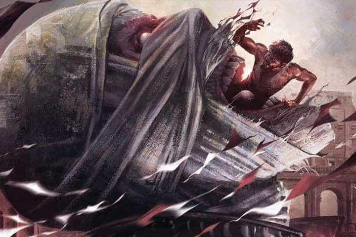 Il ritorno di Caput Mundi: Nero