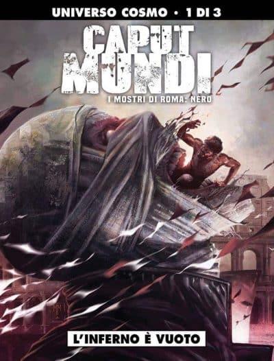 Il ritorno di Caput Mundi: Nero_Recensioni