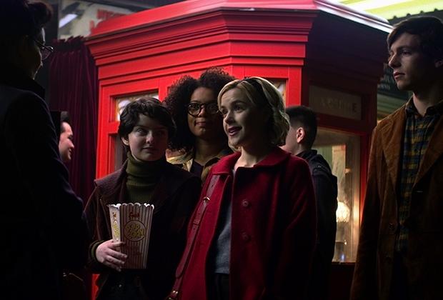 Netflix ordina nuovi episodi di Chilling Adventures of Sabrina