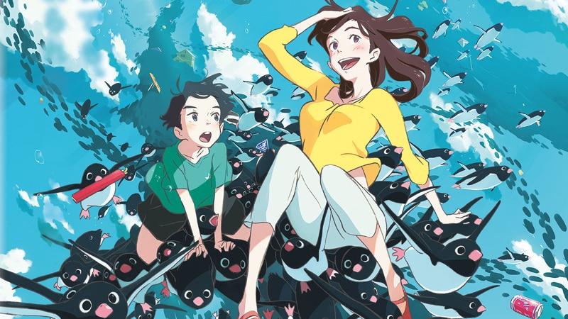 Penguin Highway, un anime fra razionale e irrazionale