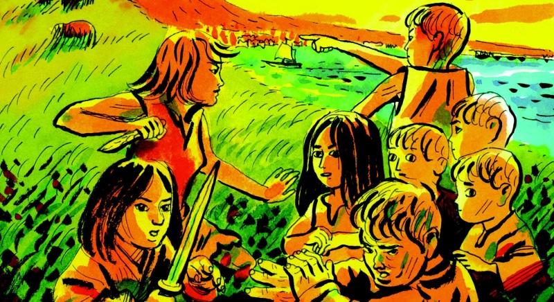 """Sinnos Editrice pubblica il secondo libro de """"La Compagnia dei Soli"""""""