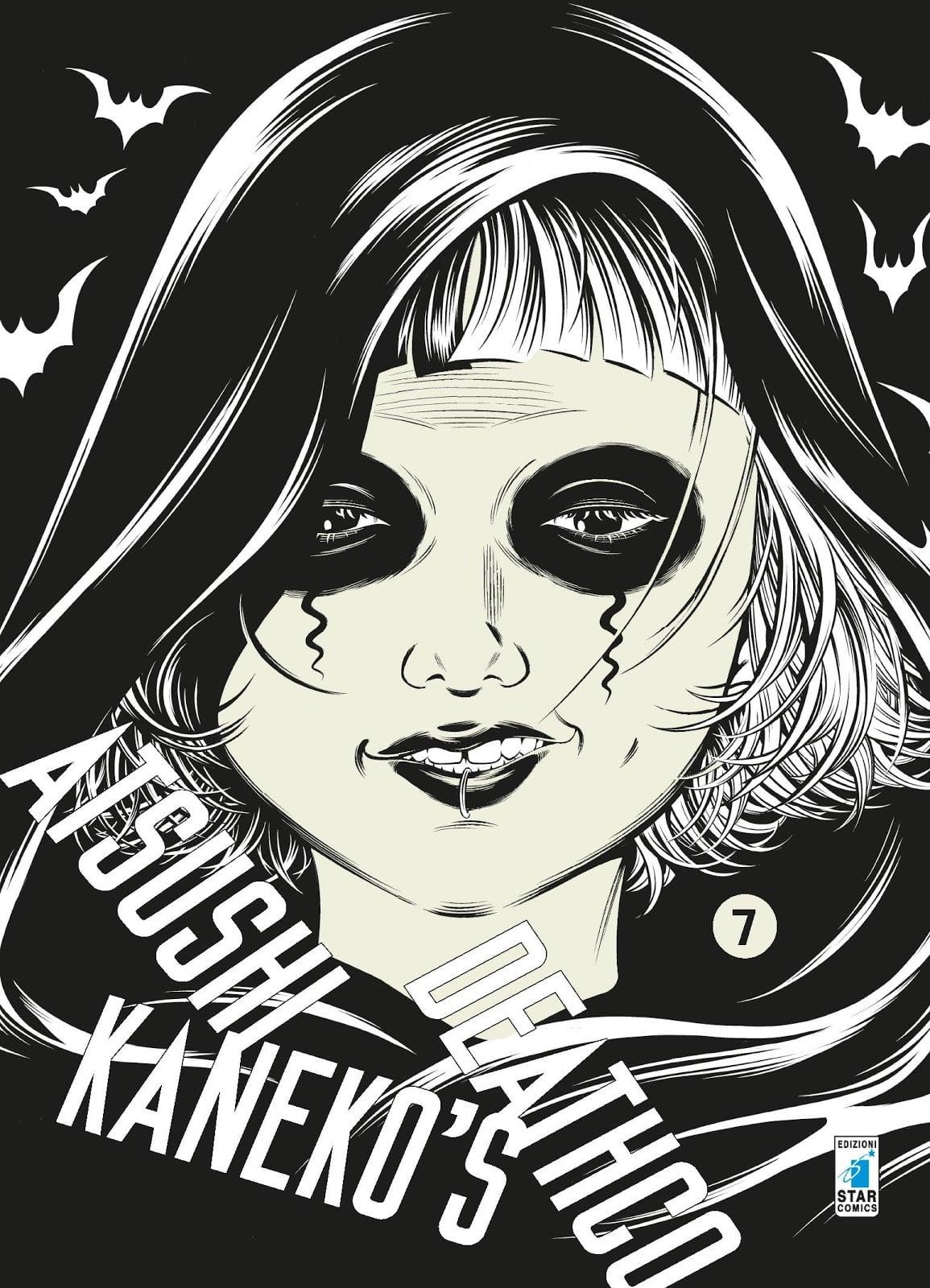 Giunge a conclusione Deathco, manga di Atsushi Kaneko