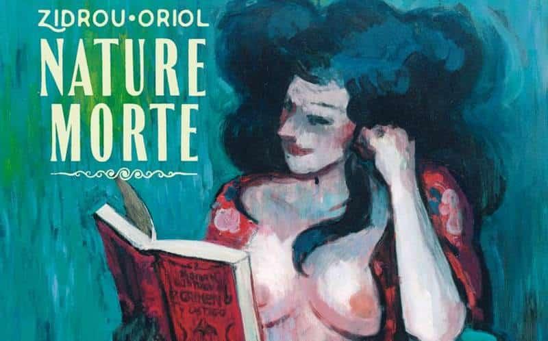 Il potere assoluto dell'arte: Nature Morte di Zidrou e Oriol