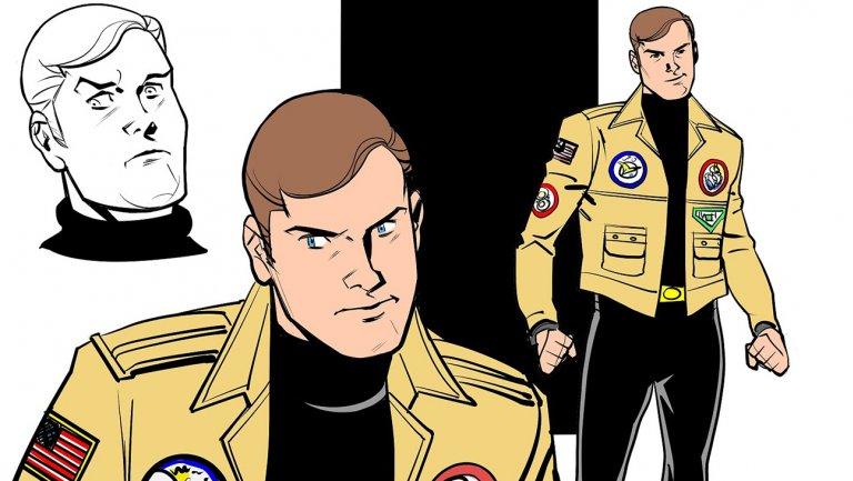 L'uomo da sei milioni di dollari torna a fumetti