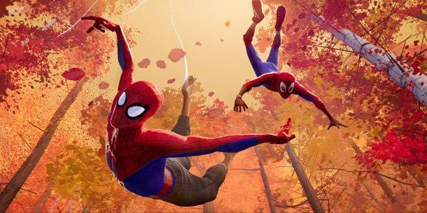 Spider-Man: Un Nuovo Universo – Sony chiede protezione brevetti tecnologie film