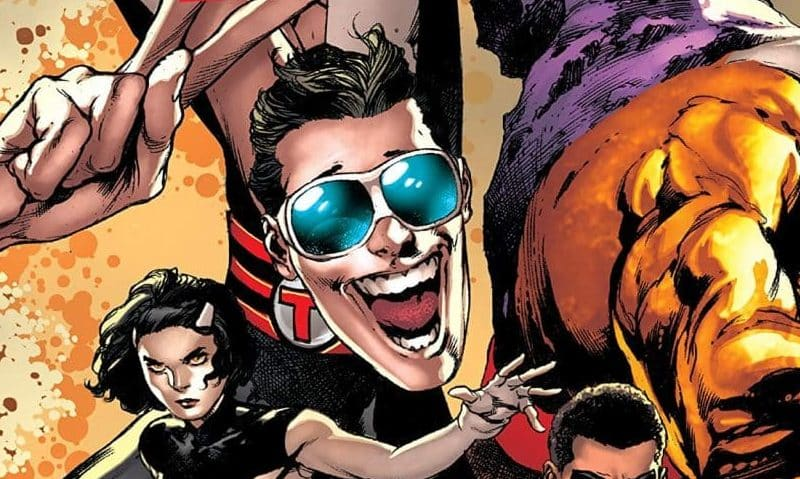 the terrifics evid
