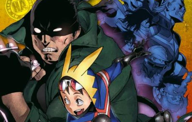 Vigilante, lo spinoff di My Hero Academia