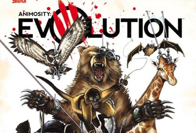 Disponibile Animosity Evolution, il primo spin-off di Animosity