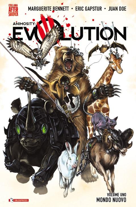 Animosity_Evolution_Vol1_piatta_sito_Notizie