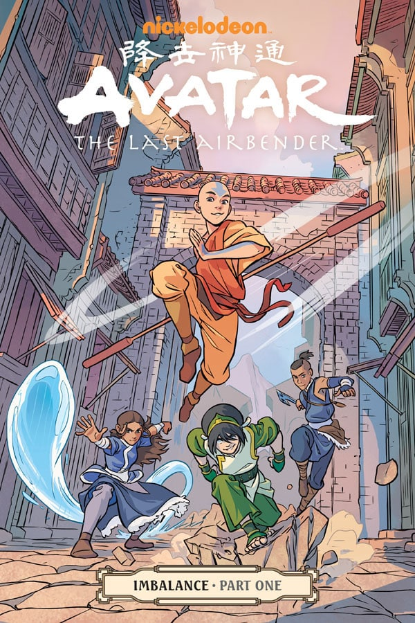 Avatar- The Last Airbender - Imbalance Part One 1