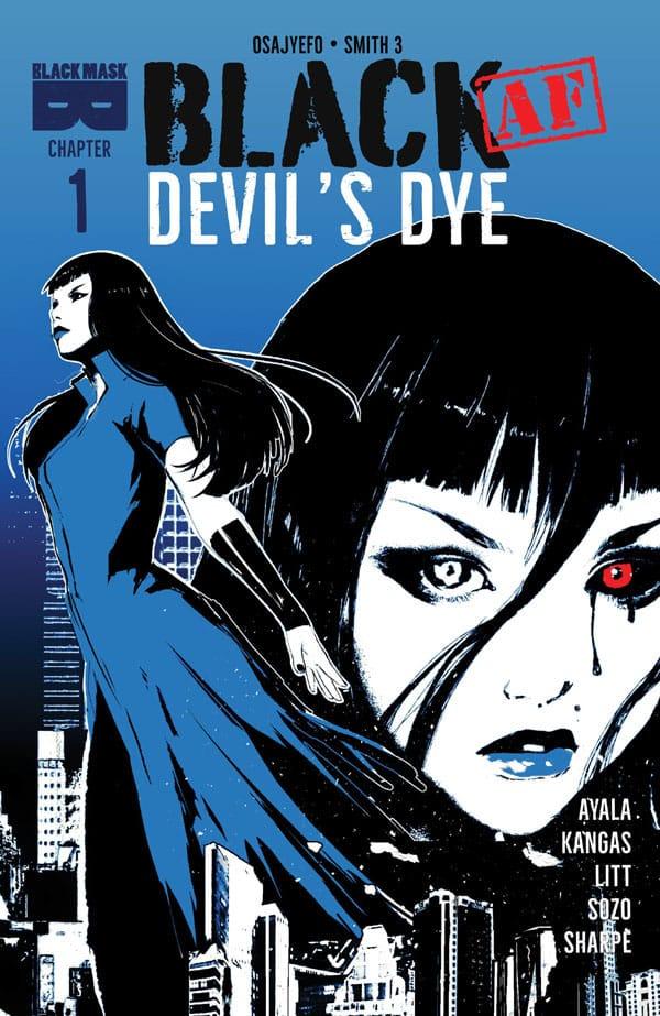 BLACK [AF] - Devil's Dye 1
