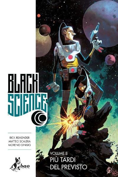 "BAO Publishing pubblica ""Black Science"" #8_Notizie"