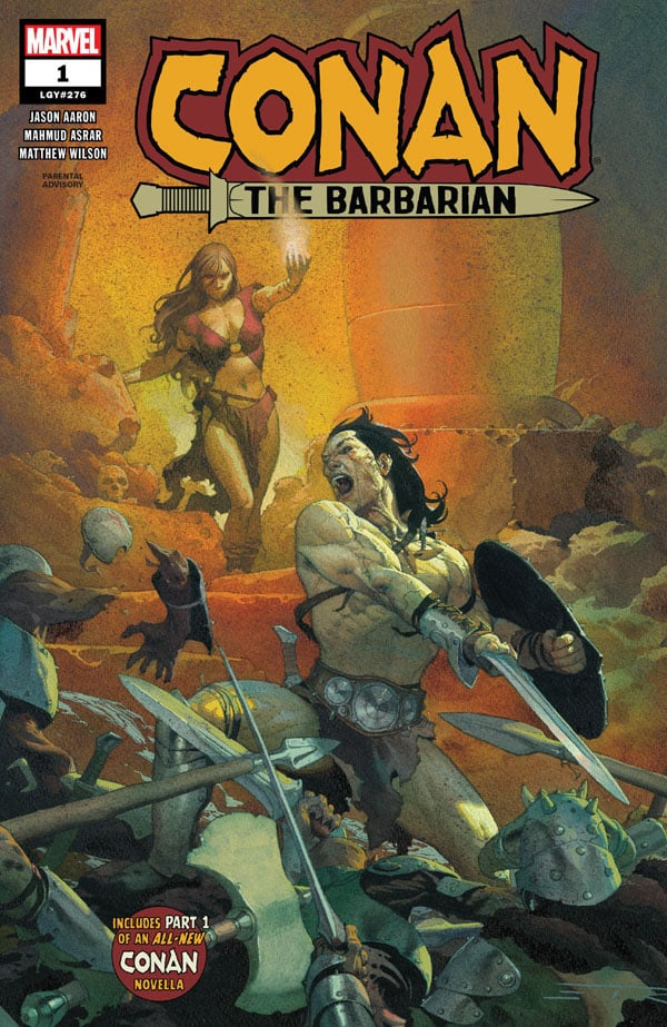 Conan-The-Barbarian-1_First Issue