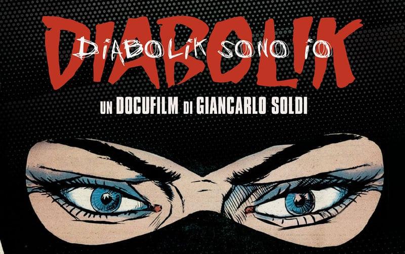 """""""Diabolik sono io"""": il Re del terrore arriva al cinema"""