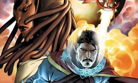 Doctor Strange (Panini, nov. 2018) #1 - IMG EVIDENZA