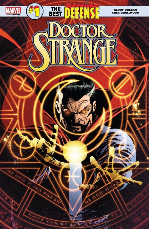 Doctor Strange - The Best Defense 1