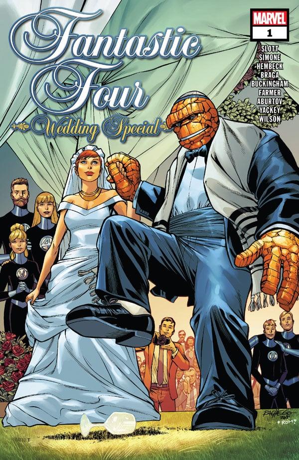 Fantastic Four - Wedding Special 1