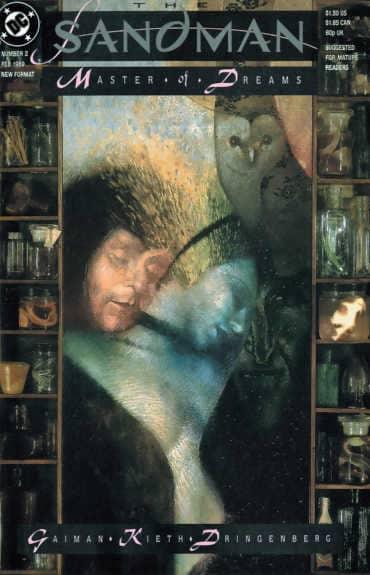 Undici granelli di polvere dal Sandman di Neil Gaiman_Essential 11