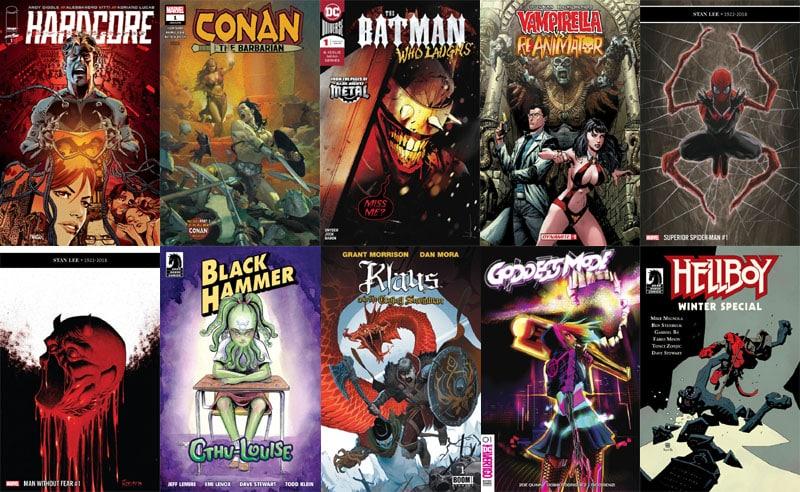 """First Issue #38: ritornano Conan e il """"Batman che ride""""!"""