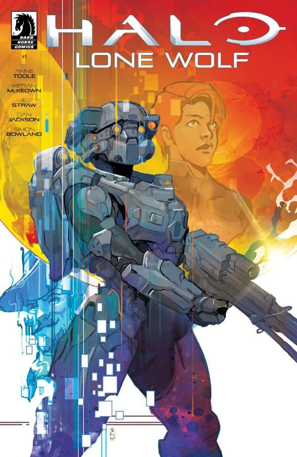 Halo - Lone Wolf 1