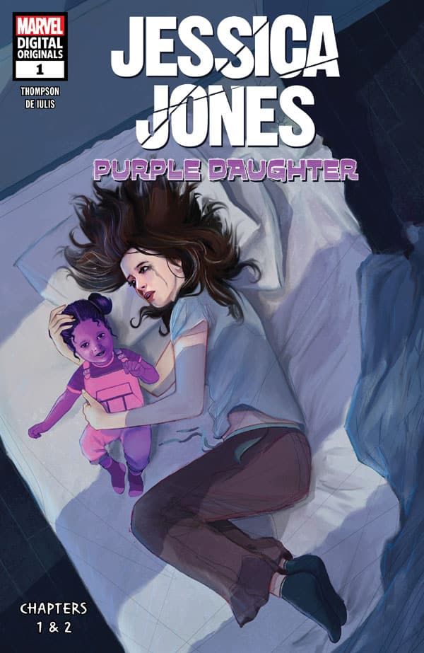 Jessica Jones - Purple Daughter 1