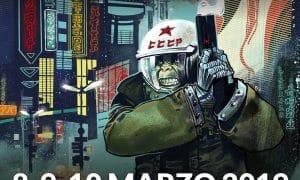 Manifesto Cartoomics Ambu 2019