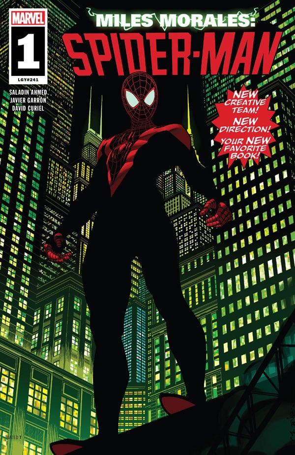 Miles Morales - Spider-Man 1