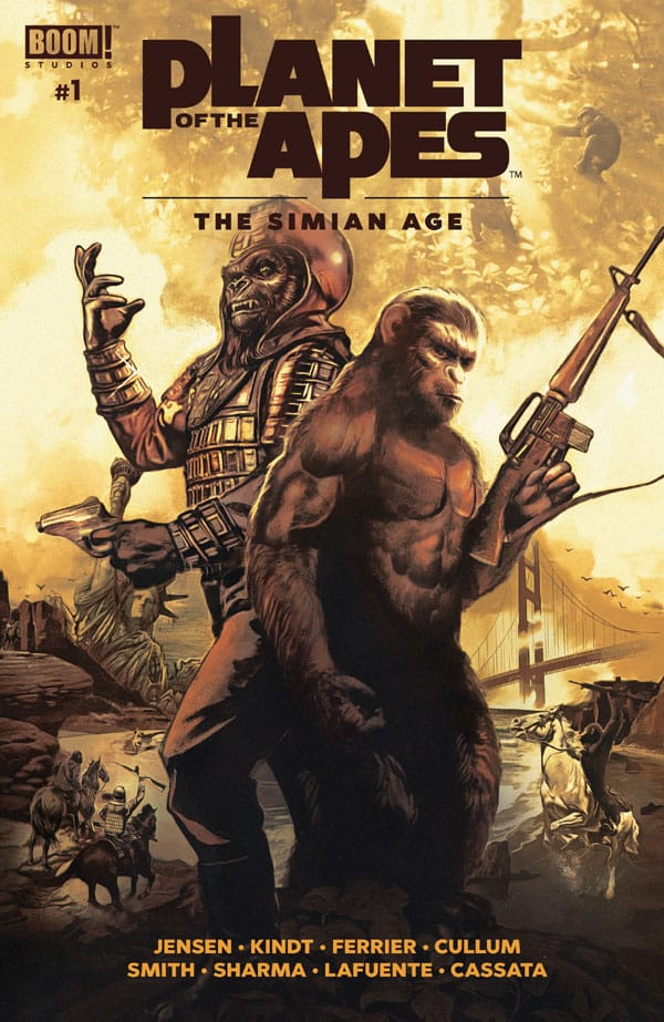 Planet of the Apes - The Simian Age 1