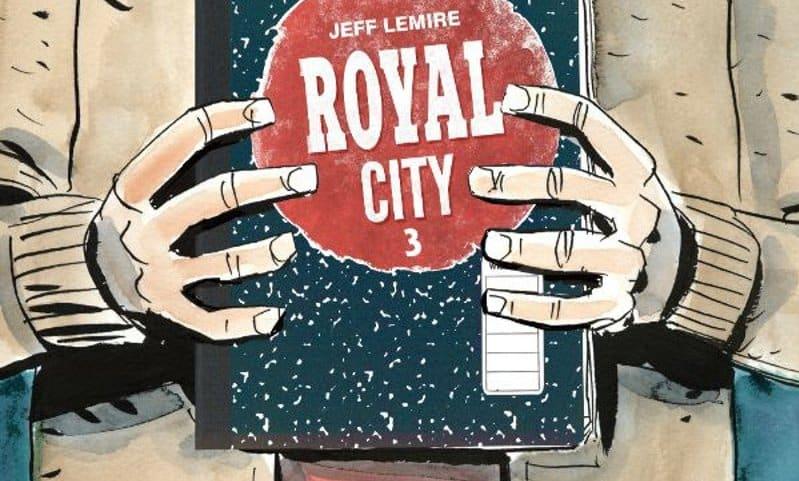"BAO pubblica ""Royal City"" vol. 3 di Jeff Lemire"