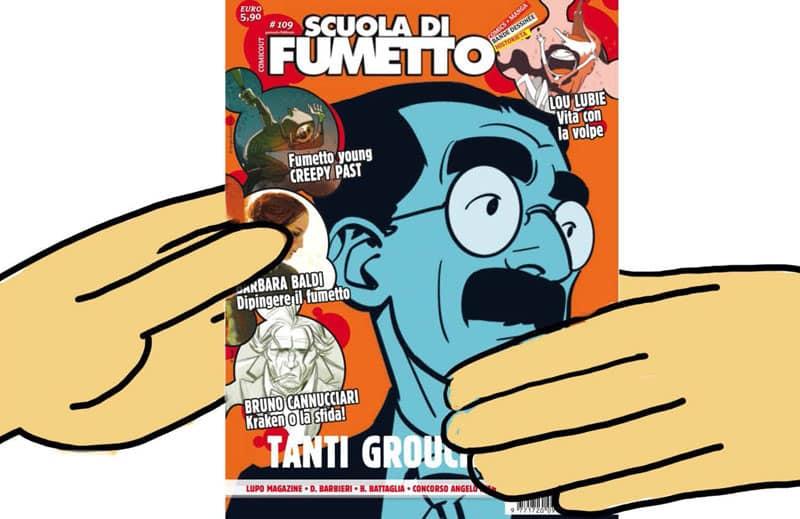 """Edizioni NPE rileva la rivista """"Scuola di Fumetto"""""""