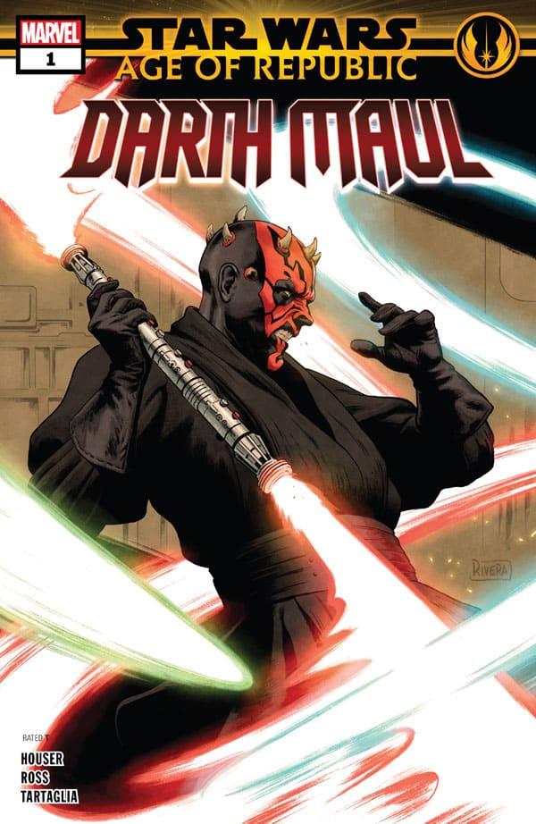 Star Wars - Age Of The Republic - Darth Maul 1