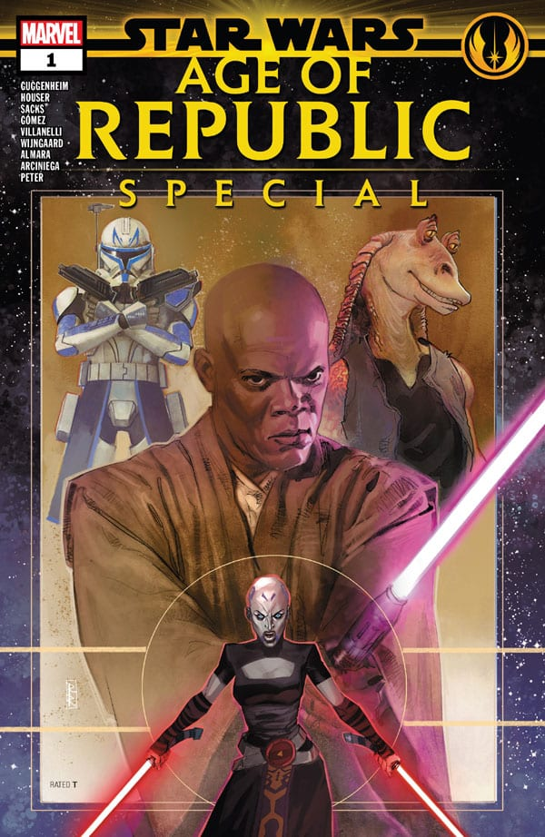 Star Wars - Age Of The Republic Special