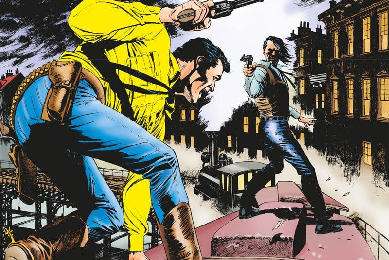 Tex #699 – Minaccia su New York (Mauro Boselli, Maurizio Dotti)