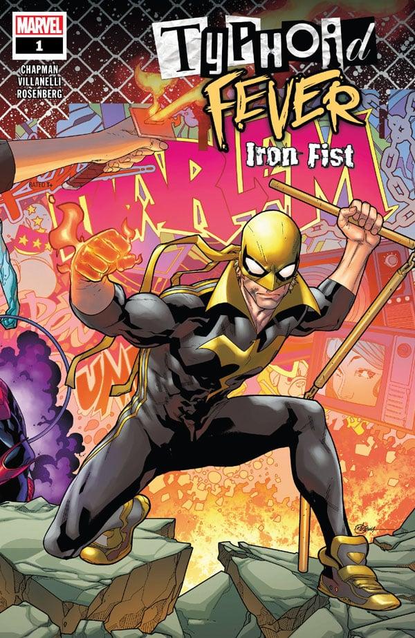 Typhoid Fever - Iron Fist 1