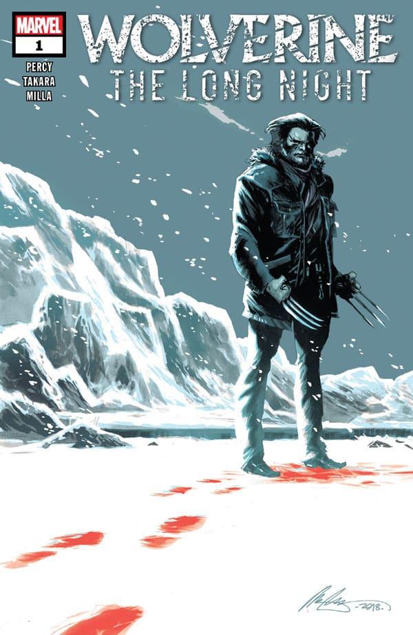 Wolverine - The Long Night Adaptation 1