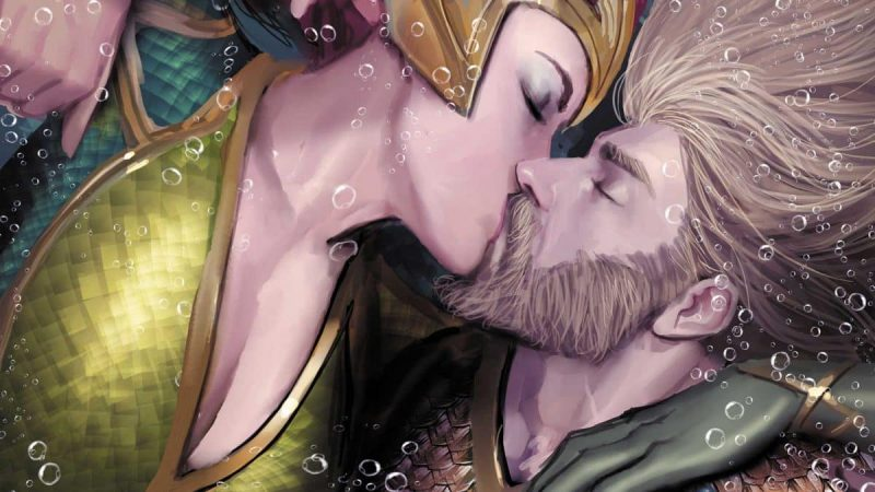 Aquaman #5: The crown comes down (AA. VV.)