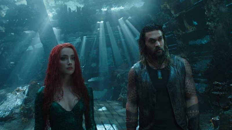 Aquaman Re di Atlantide e del Box Office USA