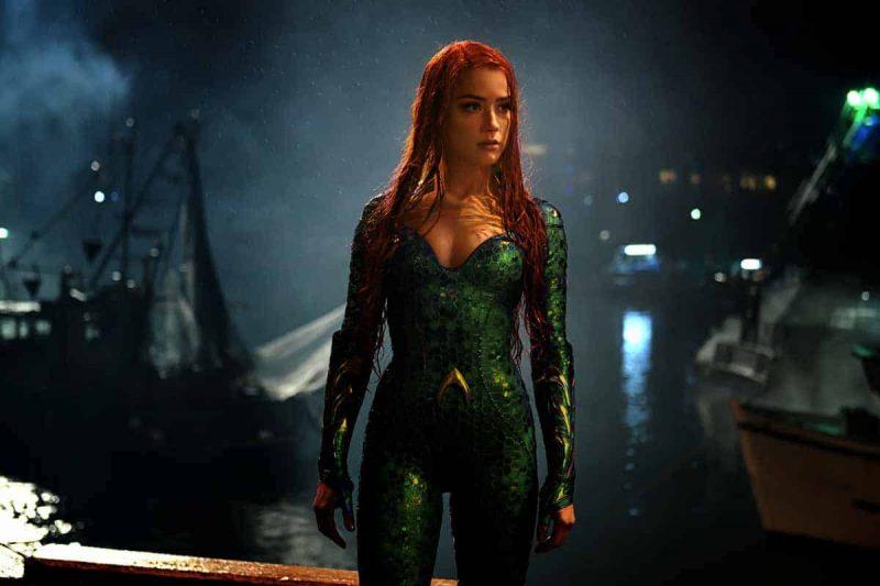 Aquaman 2: Amber Heard conferma il suo ritorno nel sequel