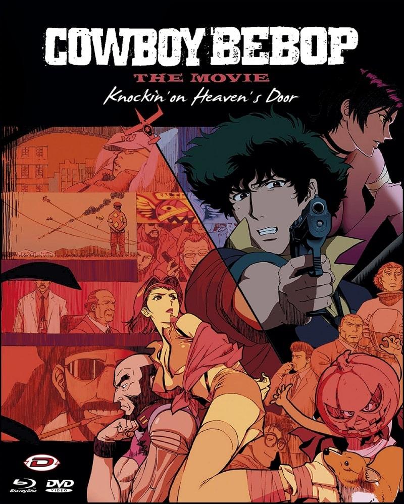 Dynit pubblica in una nuova edizione blu ray/dvd il film Cowboy Bebop: Knockin' on Heaven's Door