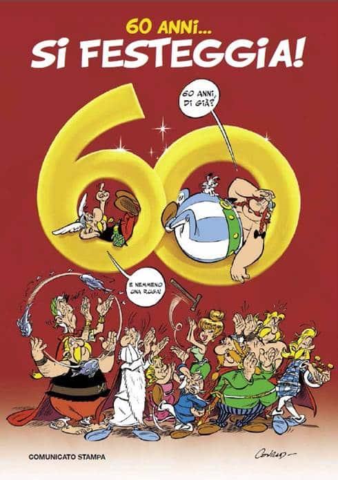Asterix torna a ottobre con un nuovo volume