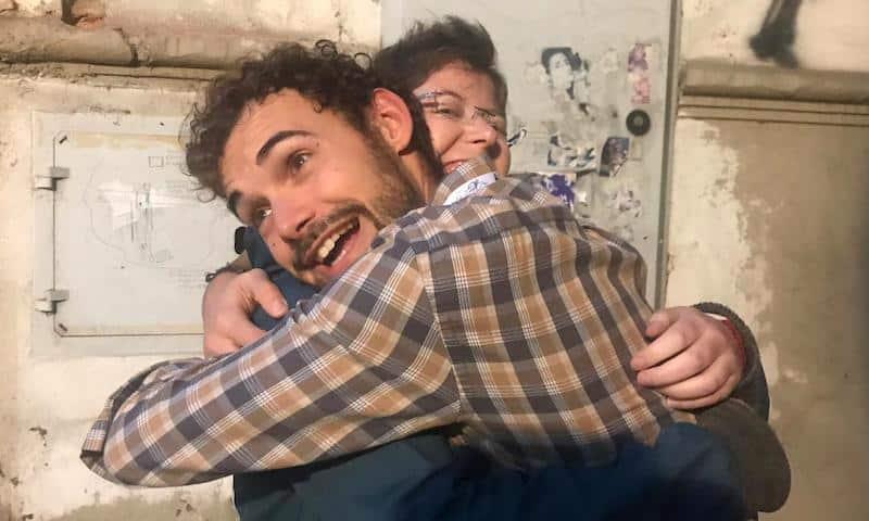 Intervista a(b)braccio a Lorenzo Palloni