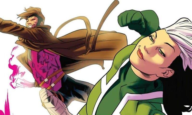 Rogue & Gambit: anello di fuoco (Thompson, Pérez)