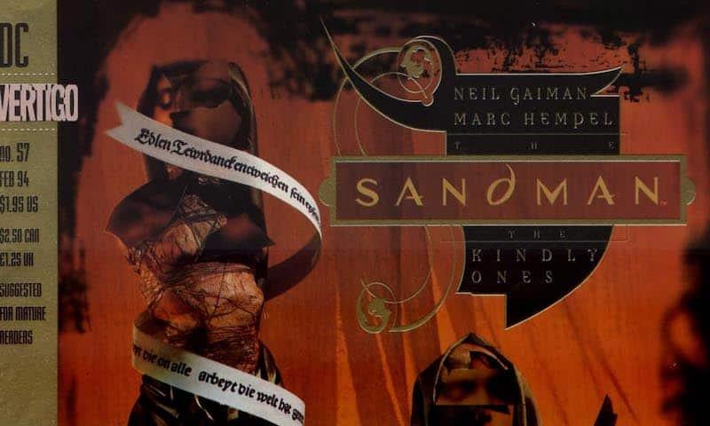 Undici granelli di polvere dal Sandman di Neil Gaiman
