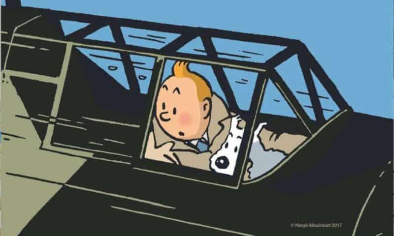 Tintin protagonista di un videogioco