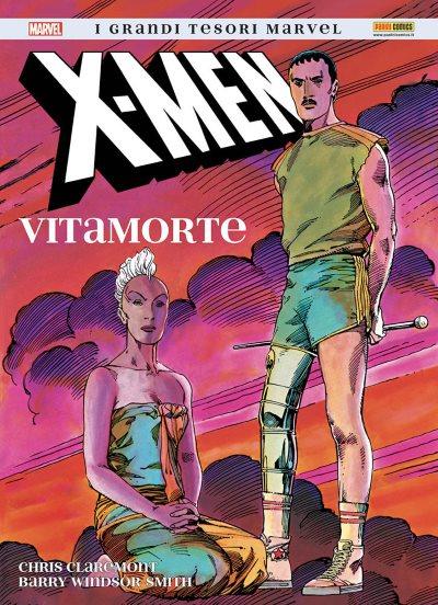X-Men: Vitamorte (Claremont, Windsor-Smith)_BreVisioni